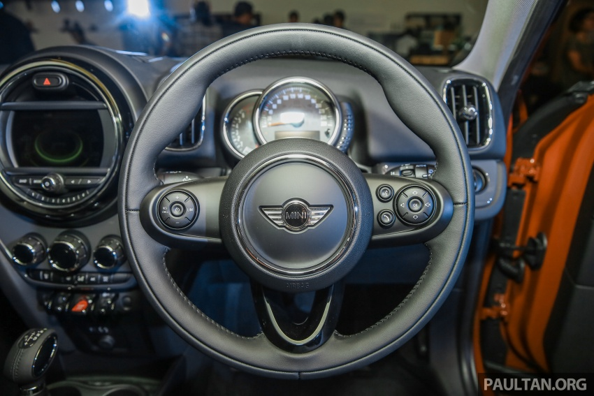 F60 MINI Countryman launched in Malaysia – Cooper, Cooper S variants; priced from RM240k and RM270k Image #645747