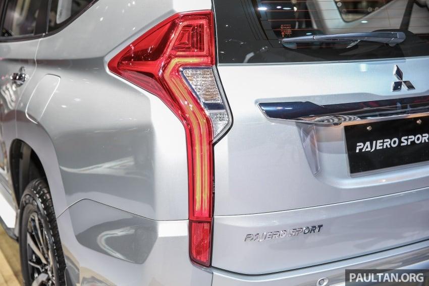 IIMS 2017: Mitsubishi Pajero Sport now CKD Indonesia Image #651790