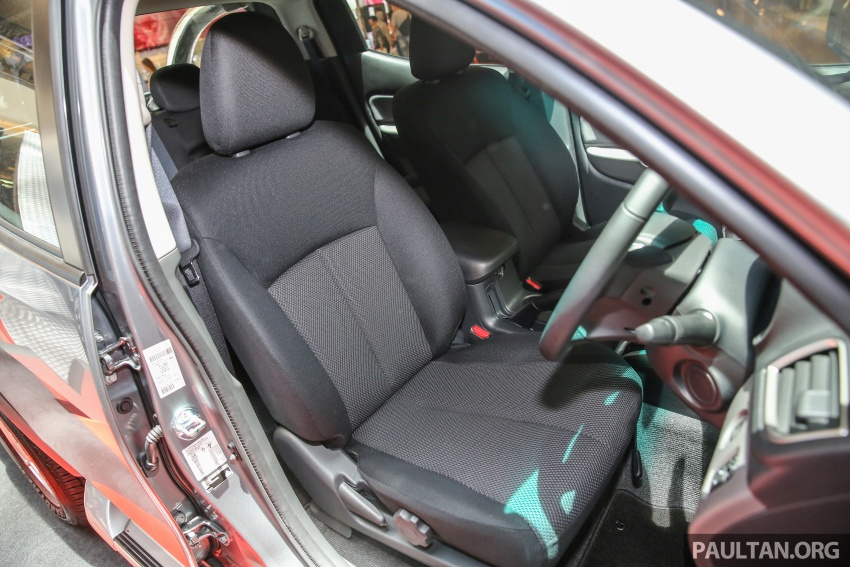 Mitsubishi Triton updated for M'sia – 7 airbags, Active Stability Control standard for Adventure variants Image #640508