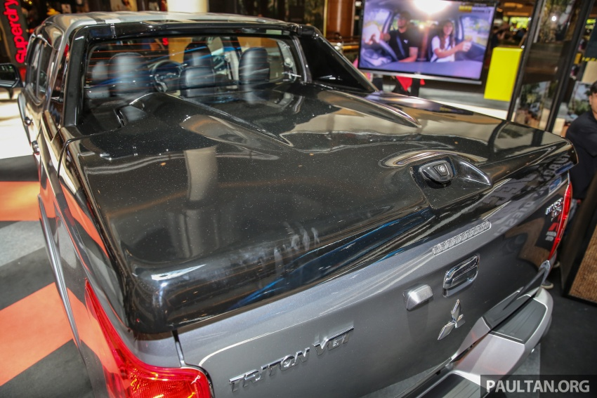 Mitsubishi Triton updated for M'sia – 7 airbags, Active Stability Control standard for Adventure variants Image #640469