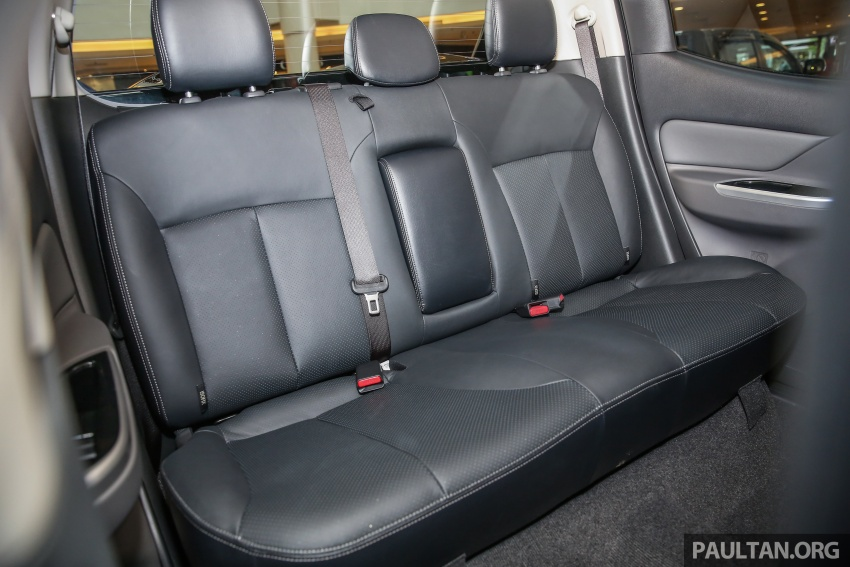 Mitsubishi Triton updated for M'sia – 7 airbags, Active Stability Control standard for Adventure variants Image #640481