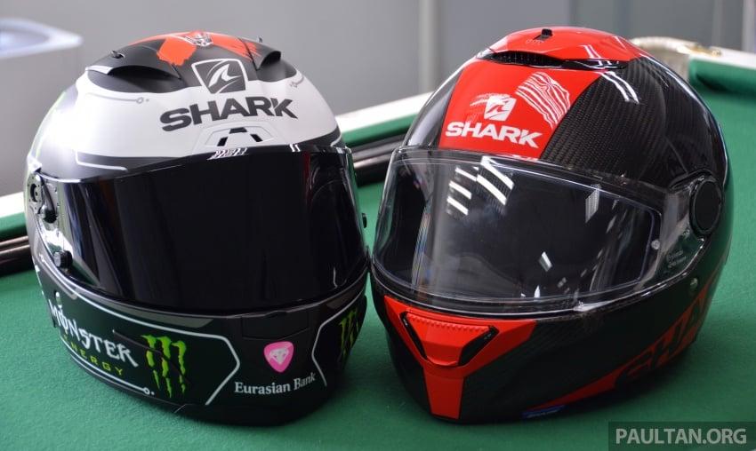 Penggunaan visor gelap pada helmet adalah salah? Image #646954