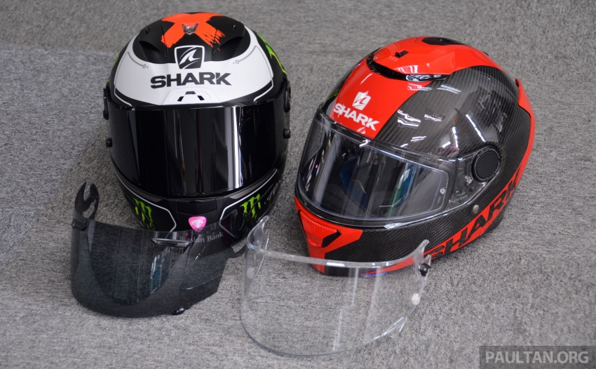 Are motorcycle helmet tinted visors illegal to use? Image #647058