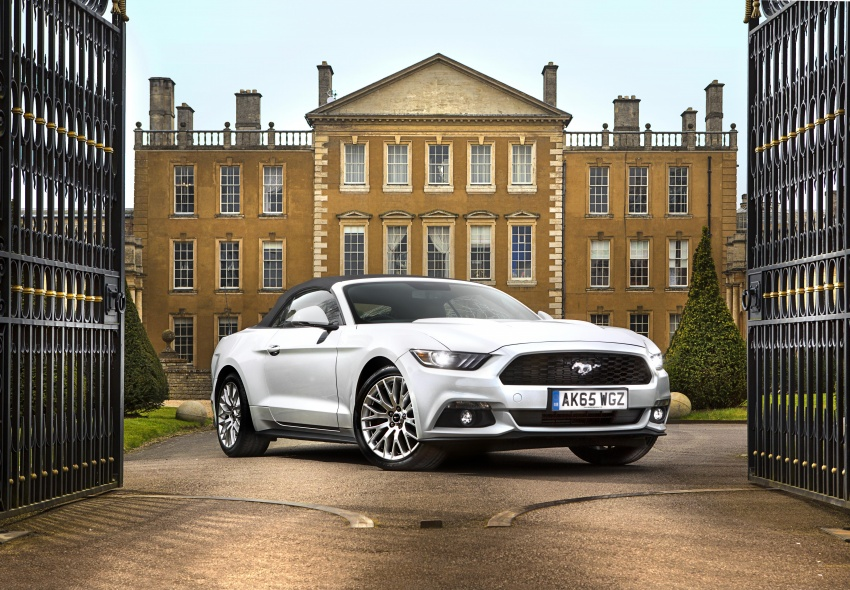 Ford Mustang – world's best-selling sports car in 2016 Image #650675