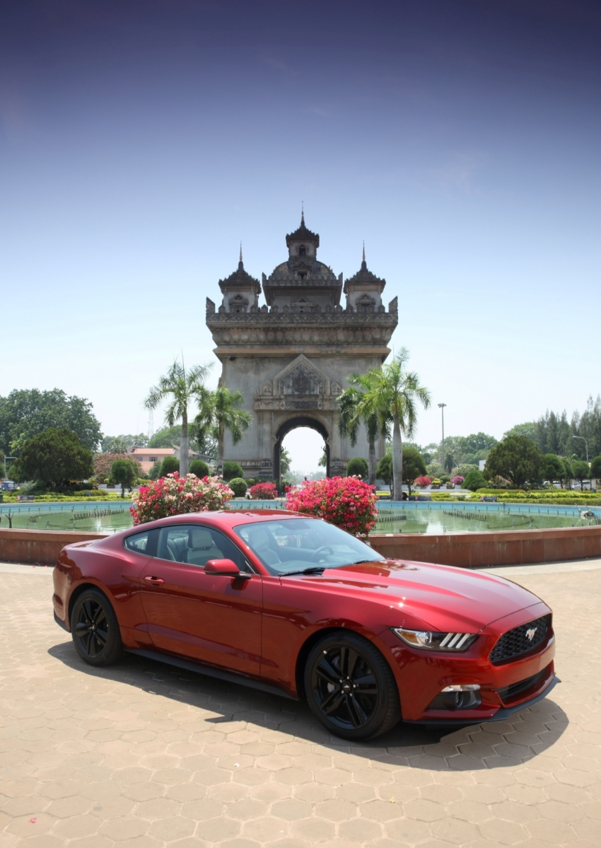 Ford Mustang – world's best-selling sports car in 2016 Image #650679