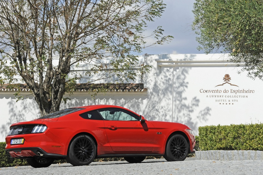 Ford Mustang – world's best-selling sports car in 2016 Image #650685