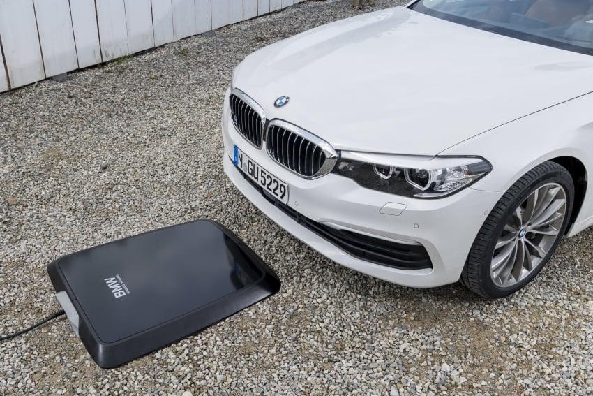GALLERY: G30 BMW 530e iPerformance – full details Image #652616