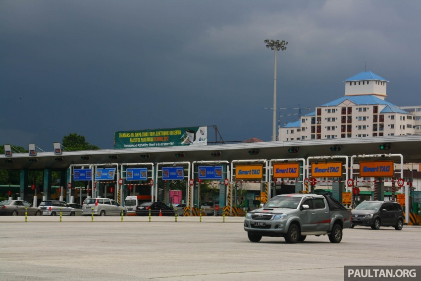PLUS toll collection goes fully electronic – all 94 toll plazas from Juru, Penang to Skudai, Johor on ETC Image #651019