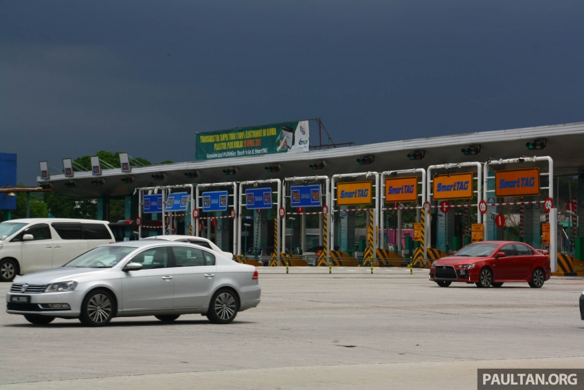 PLUS toll collection goes fully electronic – all 94 toll plazas from Juru, Penang to Skudai, Johor on ETC Image #651023