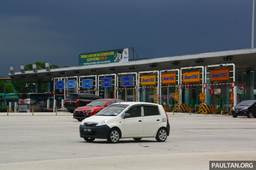 PLUS toll collection goes fully electronic – all 94 toll plazas from Juru, Penang to Skudai, Johor on ETC Image #651024