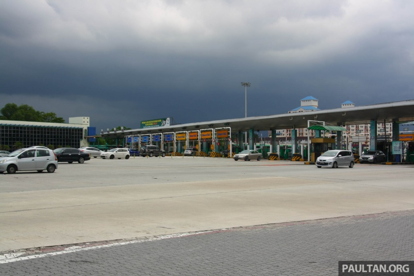 PLUS toll collection goes fully electronic – all 94 toll plazas from Juru, Penang to Skudai, Johor on ETC Image #651025
