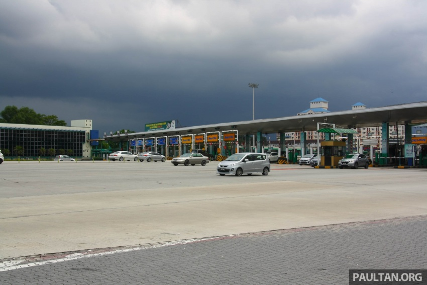 PLUS toll collection goes fully electronic – all 94 toll plazas from Juru, Penang to Skudai, Johor on ETC Image #651026