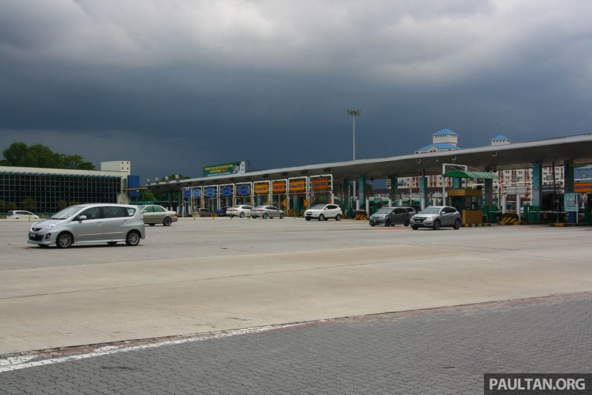 PLUS toll collection goes fully electronic – all 94 toll plazas from Juru, Penang to Skudai, Johor on ETC Image #651027