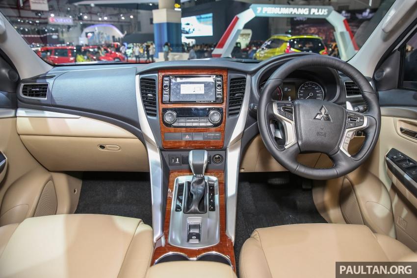 IIMS 2017: Mitsubishi Pajero Sport now CKD Indonesia Image #652027