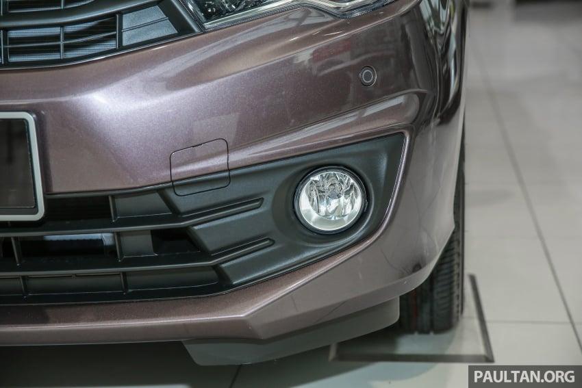 GALLERY: Perodua Bezza Advance – updated looks Image #649052