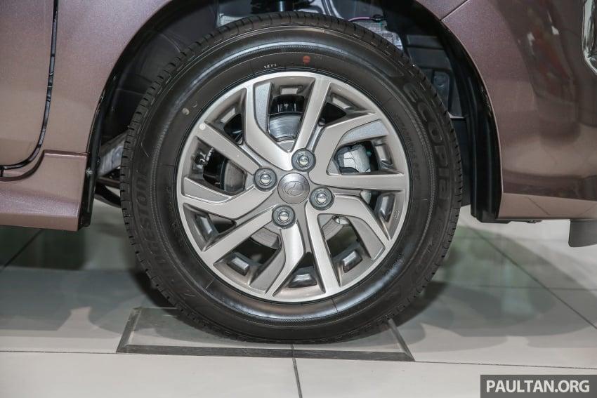 GALERI: Perodua Bezza – imej dipertingkatkan Image #649365