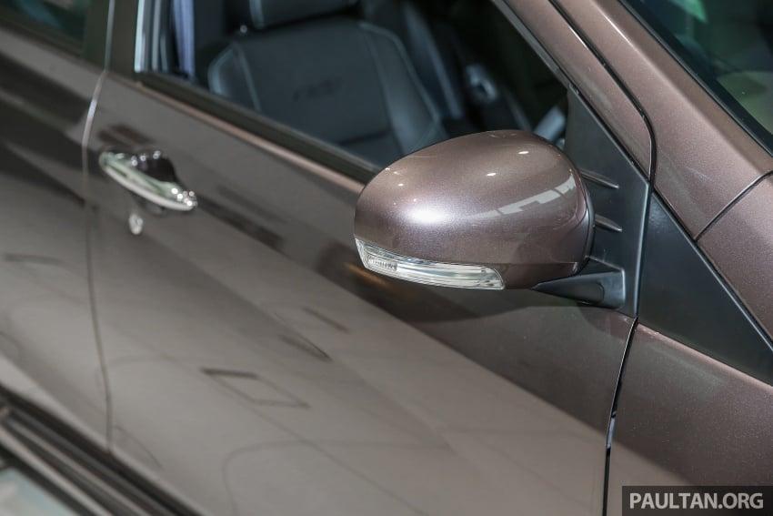 GALERI: Perodua Bezza – imej dipertingkatkan Image #649366