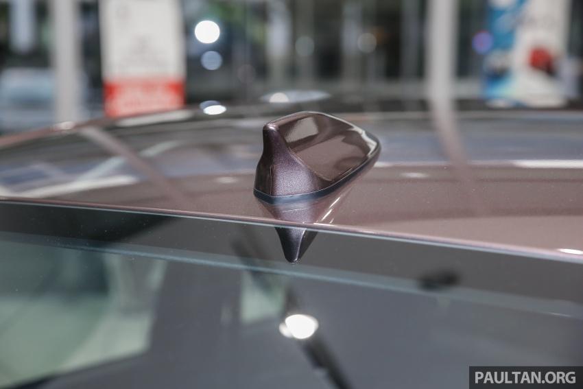 GALLERY: Perodua Bezza Advance – updated looks Image #649058