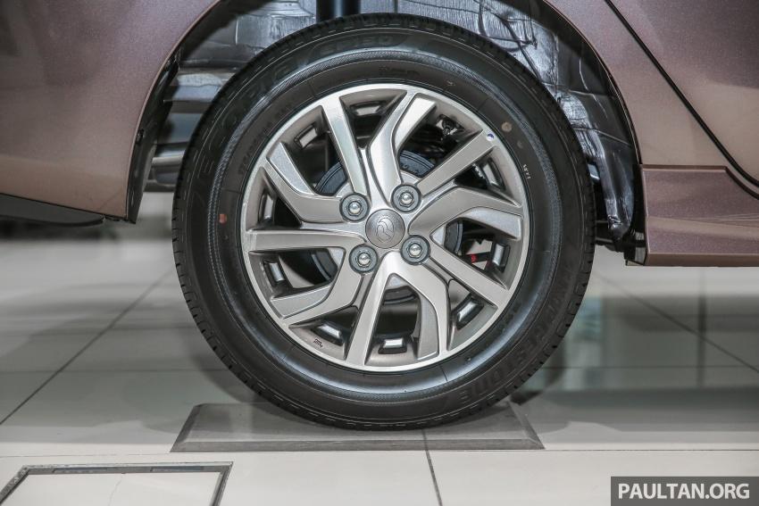 GALLERY: Perodua Bezza Advance – updated looks Image #649059