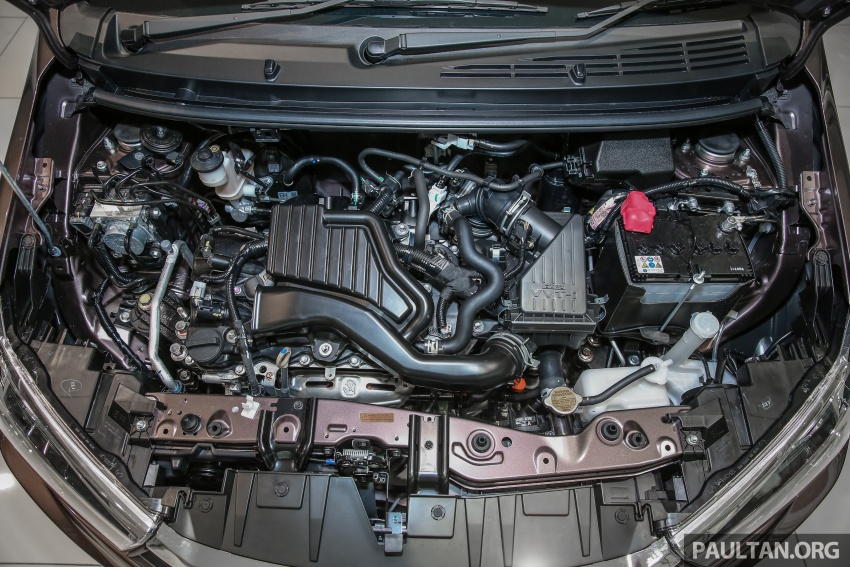 GALLERY: Perodua Bezza Advance – updated looks Image #649064