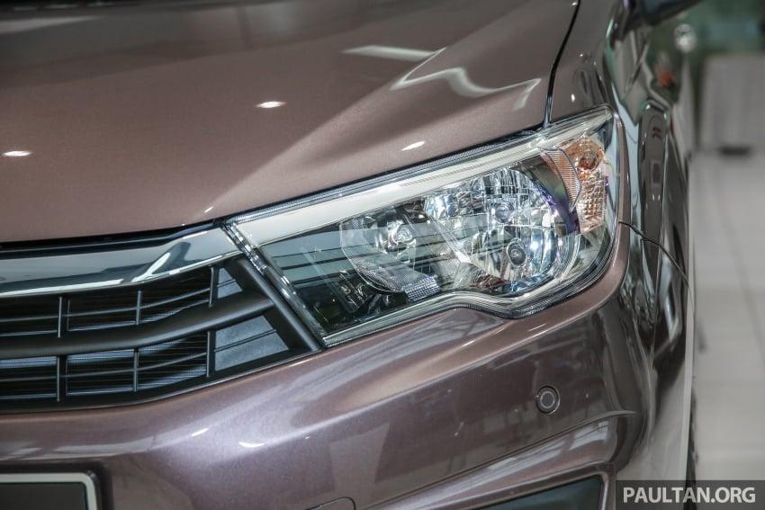 GALLERY: Perodua Bezza Advance – updated looks Image #649050