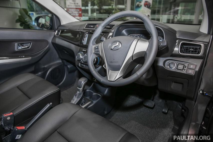 GALLERY: Perodua Bezza Advance – updated looks Image #649066