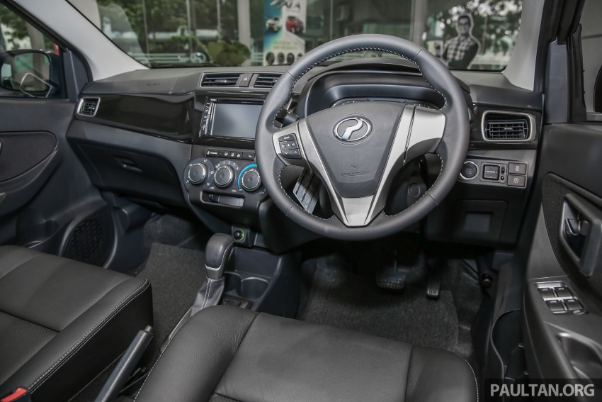 GALERI: Perodua Bezza – imej dipertingkatkan Image #649386