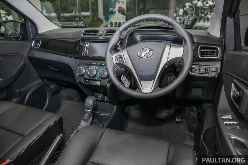 GALLERY: Perodua Bezza Advance – updated looks Image #649075