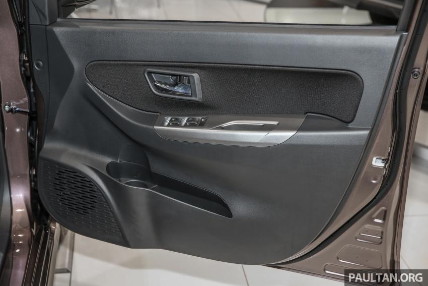 GALLERY: Perodua Bezza Advance – updated looks Image #649078