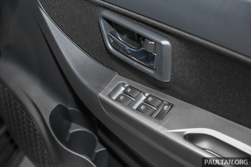 GALLERY: Perodua Bezza Advance – updated looks Image #649079