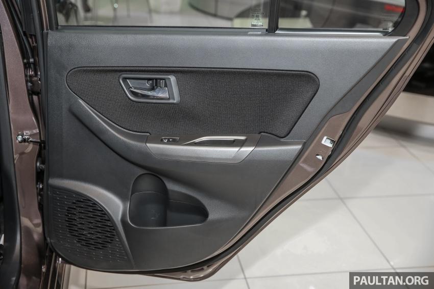 GALERI: Perodua Bezza – imej dipertingkatkan Image #649394