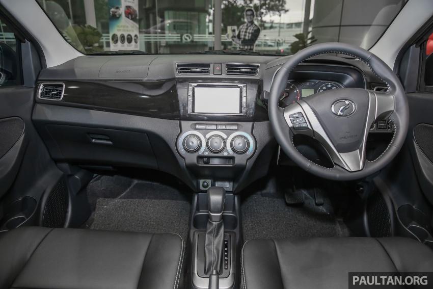GALLERY: Perodua Bezza Advance – updated looks Image 649067