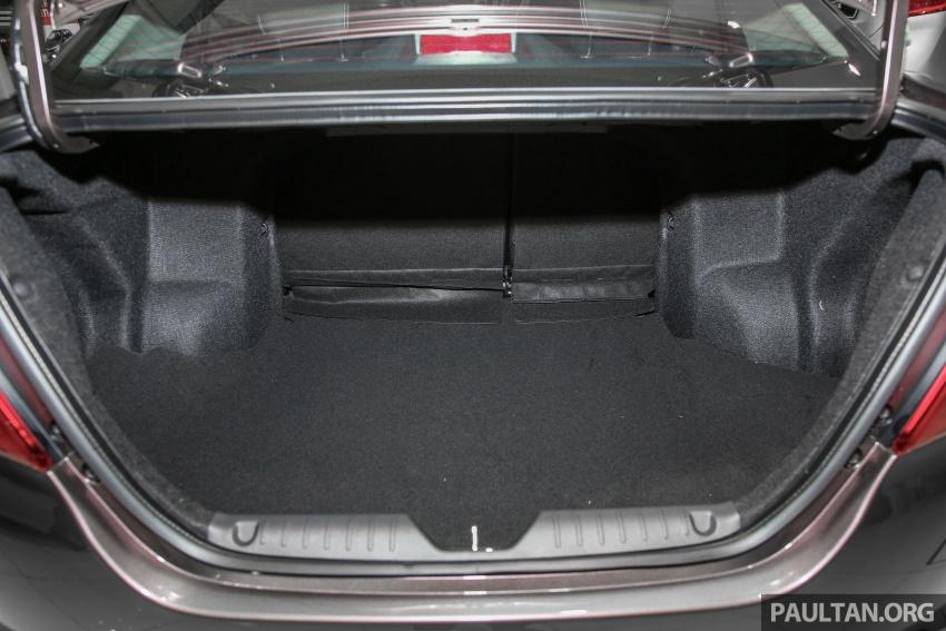 GALERI: Perodua Bezza – imej dipertingkatkan Image #649399