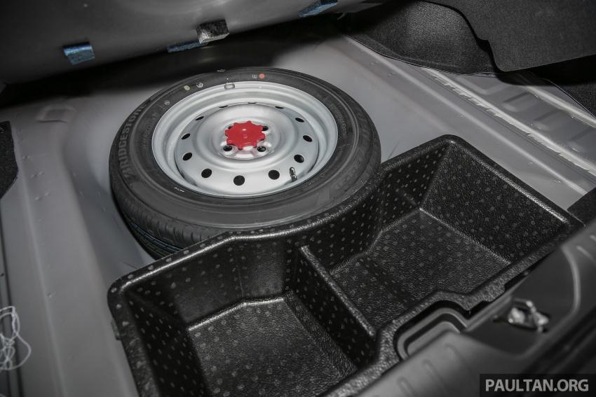 GALERI: Perodua Bezza – imej dipertingkatkan Image #649400