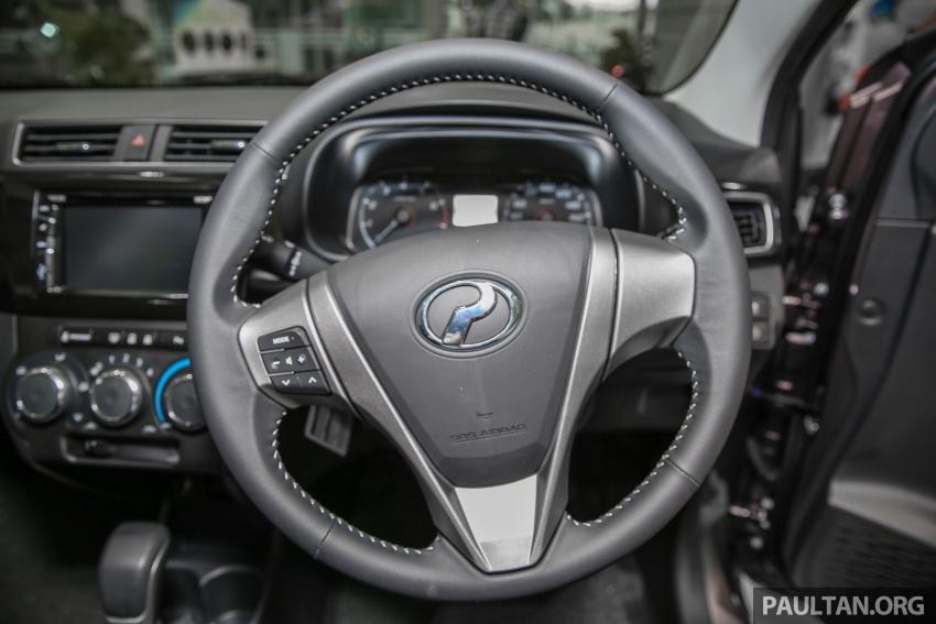 GALLERY: Perodua Bezza Advance – updated looks Image #649068