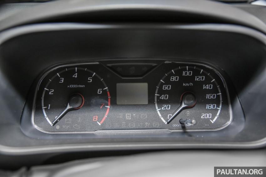 GALERI: Perodua Bezza – imej dipertingkatkan Image #649380