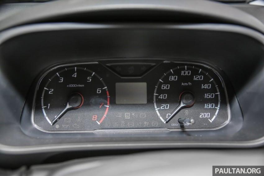 GALLERY: Perodua Bezza Advance – updated looks Image #649069