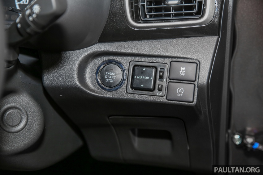 GALLERY: Perodua Bezza Advance – updated looks Image #649074