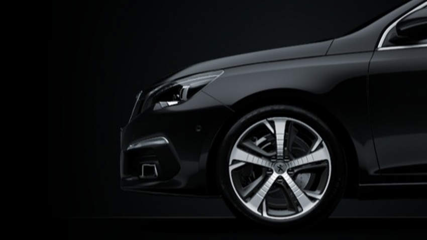 Peugeot 308 facelift official pics leaked, mild changes Image #639134