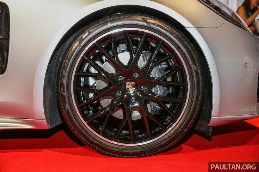 Porsche Panamera 2017 kini berada di Malaysia – harga bermula RM890k bagi model asas 3.0L V6 turbo dan RM1.1j untuk varian 4S 2.9L V6 biturbo Image #644998
