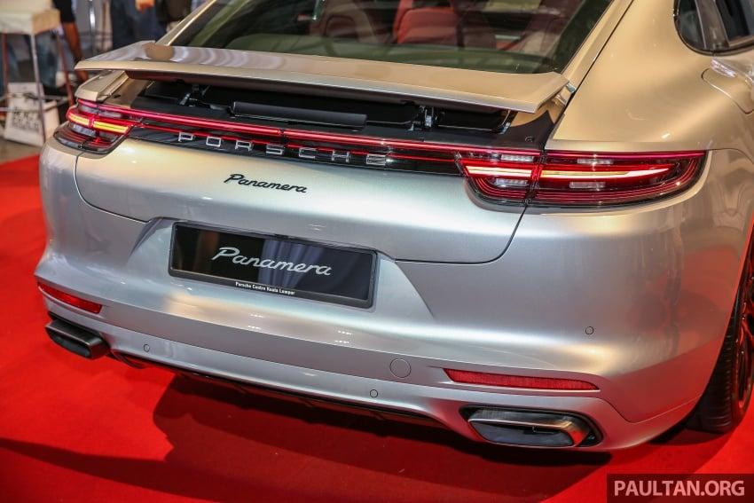 Porsche Panamera 2017 kini berada di Malaysia – harga bermula RM890k bagi model asas 3.0L V6 turbo dan RM1.1j untuk varian 4S 2.9L V6 biturbo Image #644993