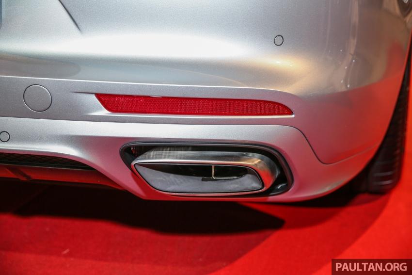 Porsche Panamera 2017 kini berada di Malaysia – harga bermula RM890k bagi model asas 3.0L V6 turbo dan RM1.1j untuk varian 4S 2.9L V6 biturbo Image #644990