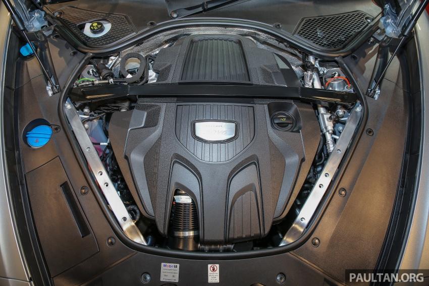 Porsche Panamera 2017 kini berada di Malaysia – harga bermula RM890k bagi model asas 3.0L V6 turbo dan RM1.1j untuk varian 4S 2.9L V6 biturbo Image #644991