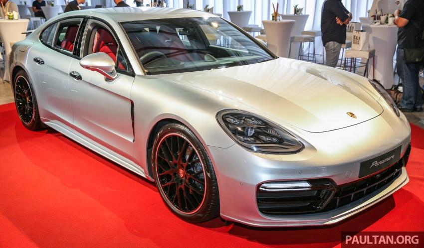 Porsche Panamera 2017 kini berada di Malaysia – harga bermula RM890k bagi model asas 3.0L V6 turbo dan RM1.1j untuk varian 4S 2.9L V6 biturbo Image #644986