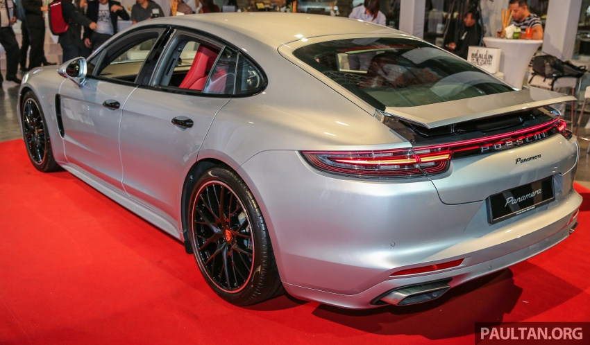Porsche Panamera 2017 kini berada di Malaysia – harga bermula RM890k bagi model asas 3.0L V6 turbo dan RM1.1j untuk varian 4S 2.9L V6 biturbo Image #644982