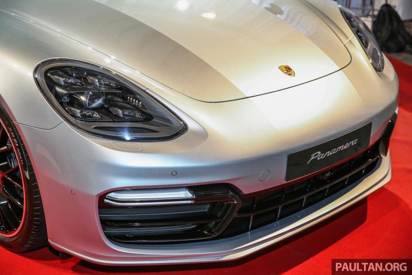 Porsche Panamera 2017 kini berada di Malaysia – harga bermula RM890k bagi model asas 3.0L V6 turbo dan RM1.1j untuk varian 4S 2.9L V6 biturbo Image #644976