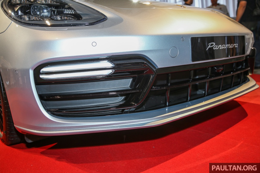 Porsche Panamera 2017 kini berada di Malaysia – harga bermula RM890k bagi model asas 3.0L V6 turbo dan RM1.1j untuk varian 4S 2.9L V6 biturbo Image #644978