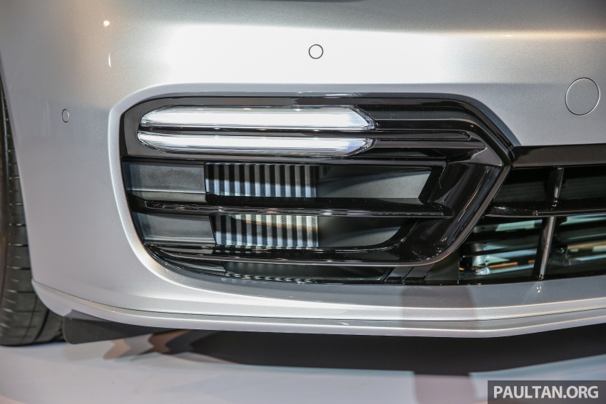 Porsche Panamera 2017 kini berada di Malaysia – harga bermula RM890k bagi model asas 3.0L V6 turbo dan RM1.1j untuk varian 4S 2.9L V6 biturbo Image #644943