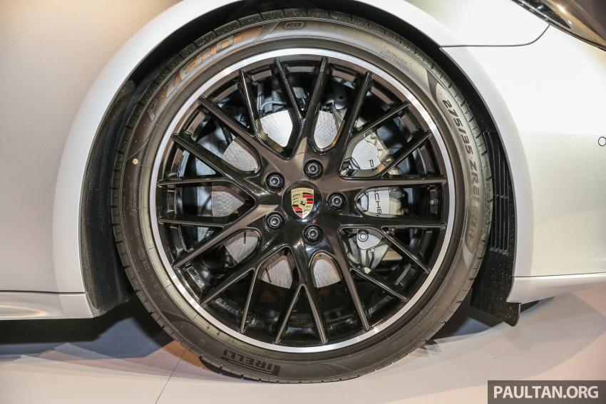 Porsche Panamera 2017 kini berada di Malaysia – harga bermula RM890k bagi model asas 3.0L V6 turbo dan RM1.1j untuk varian 4S 2.9L V6 biturbo Image #644939