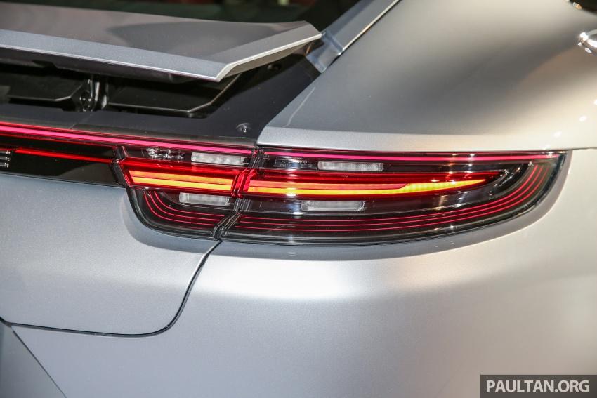 Porsche Panamera 2017 kini berada di Malaysia – harga bermula RM890k bagi model asas 3.0L V6 turbo dan RM1.1j untuk varian 4S 2.9L V6 biturbo Image #644932